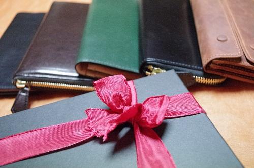 プレゼント 長財布