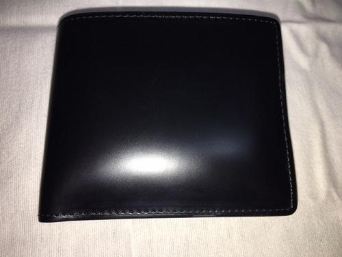 コードバン2つ折財布
