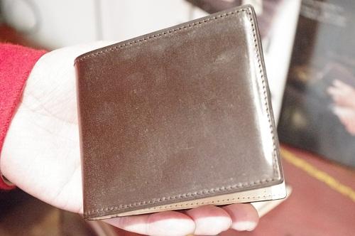 ブライドル2つ折り財布