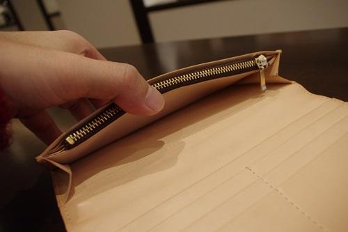 コードバン薄型長財布11