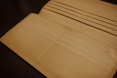 コードバン薄型長財布7