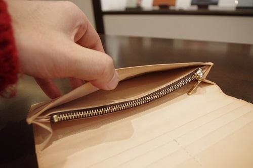 コードバン薄型長財布9